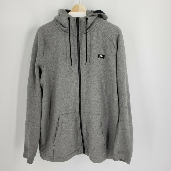 Nike Tech Sportswear Modern Full Zip Hoody Jacket